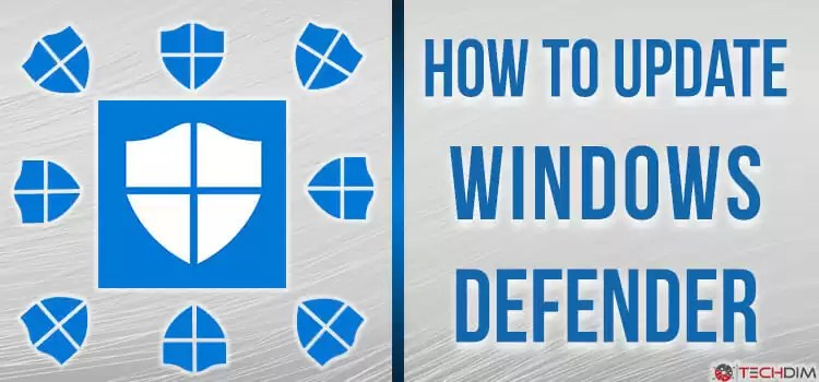 How to update Windows Defender Automatically and Manually | Simple
