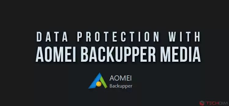 Full Data Protection with AOMEI Backupper Media