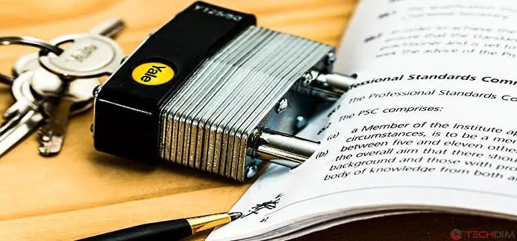 Top Five Ways to Improve Document Security
