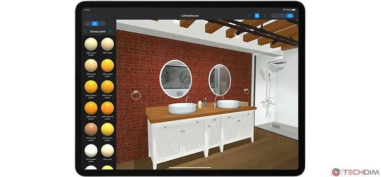 A Modern Approach to Interior Design Tasks 1
