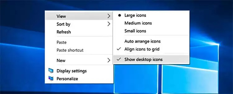 How to Delete the Recycle Bin ICON in Windows 10 4