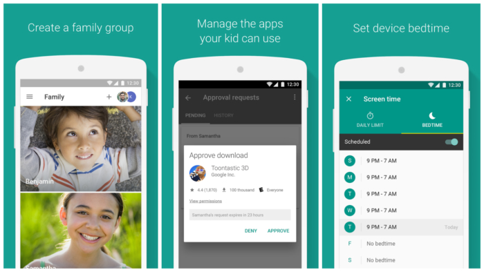 Google Debuts Family Link, An Android App To Monitor Your ...