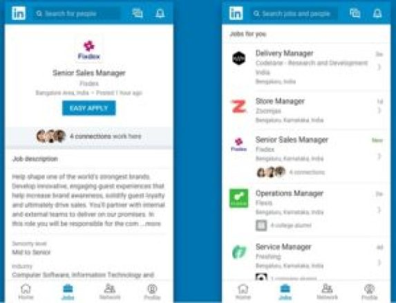 LinkedIn Launched LinkedIn Lite Android App In India