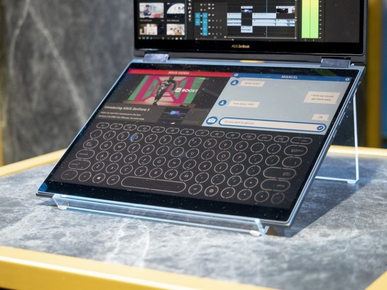 ASUS Project Precog Is A Dual-Screen AI Powered Concept PC
