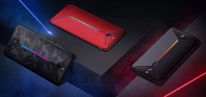 Nubia Red Magic Gaming Phone