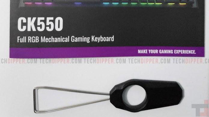 Cooler Master CK550 Mechanical Keyboard