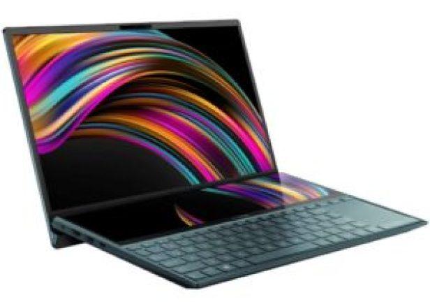 ASUS Zenbook Duo-CES 2020