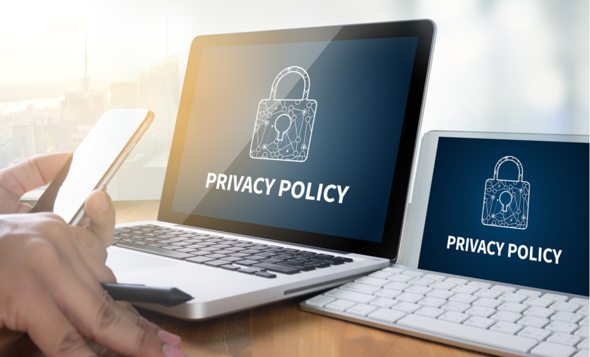 Sample Website Privacy Policy Template