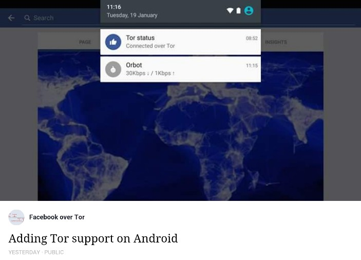 Facebook brings Anonymity in its app for Android