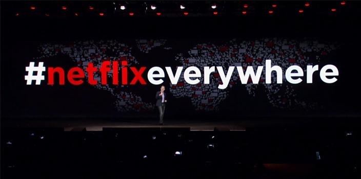 Netflix global