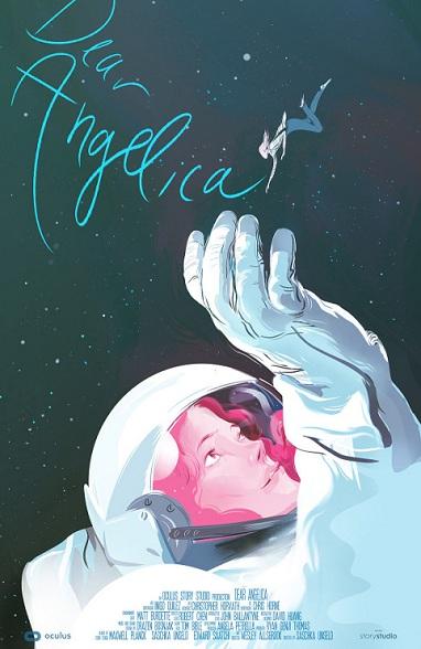 Oculus announced its third Virtual Reality film, Dear Angelica 1