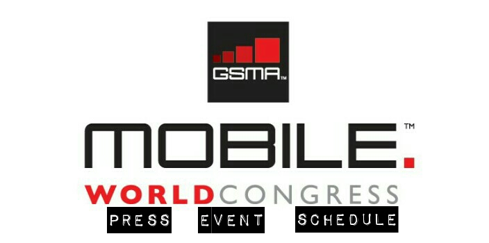 Events at MWC 2016