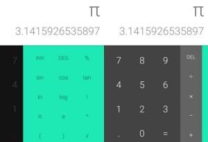Calculator app by Google