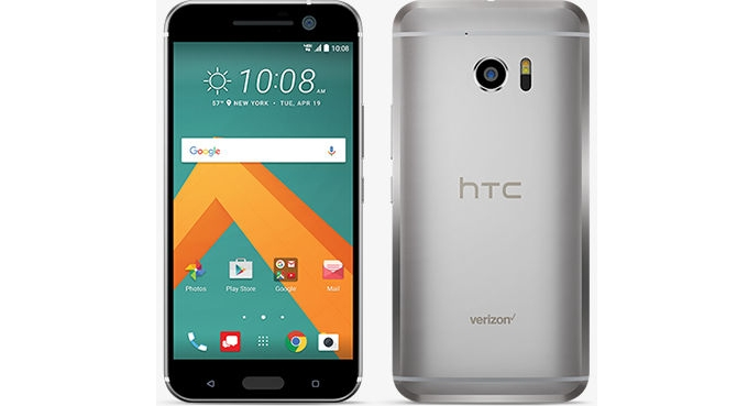 verizon htc 10