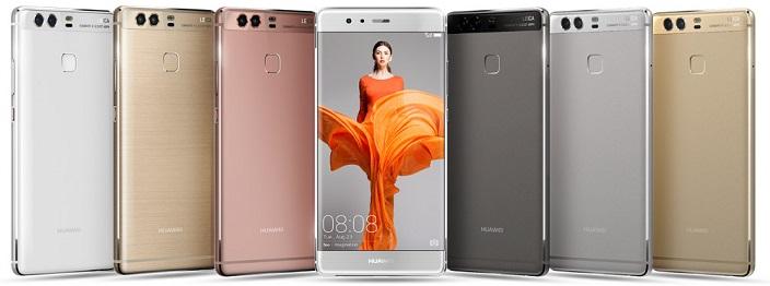 Huawei P9 and Huawei P9 Plus