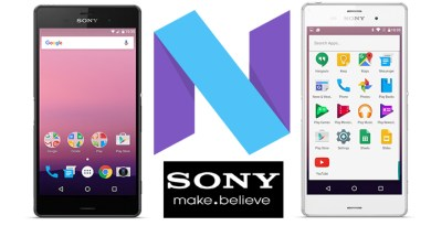 Android N Developer Preview now available for Sony Xperia Z3