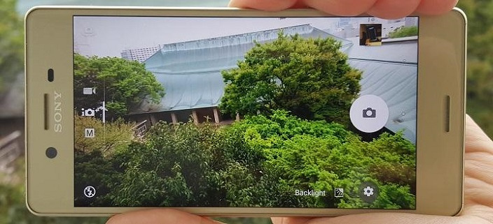 Sony Xperia X Sample Images