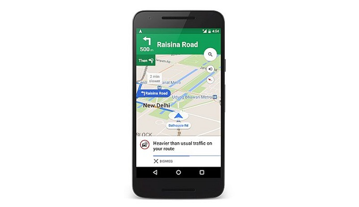 Google Maps for Android and iOS