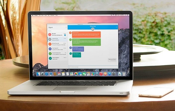 Signal for Desktops, end-to-end encryption app is now available for all users