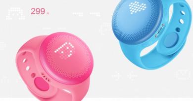 Aiming kids, Xiaomi has launched Mi Bunny Smartwatch