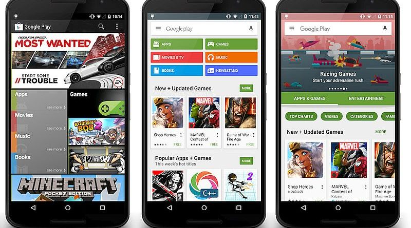 how to get a new google play account