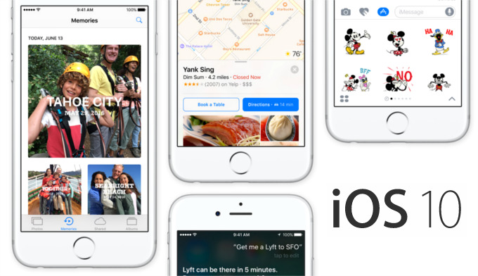 Everything you need to know about iOS 10