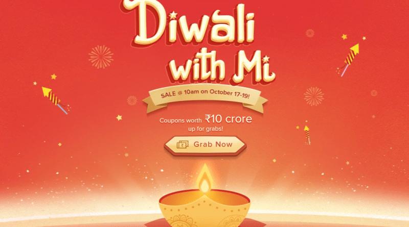 Diwali Mi Sale