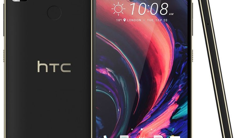 HTC Desire 10 Pro in India