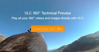 VLC now supports 360 degree videos on Mac and Windows
