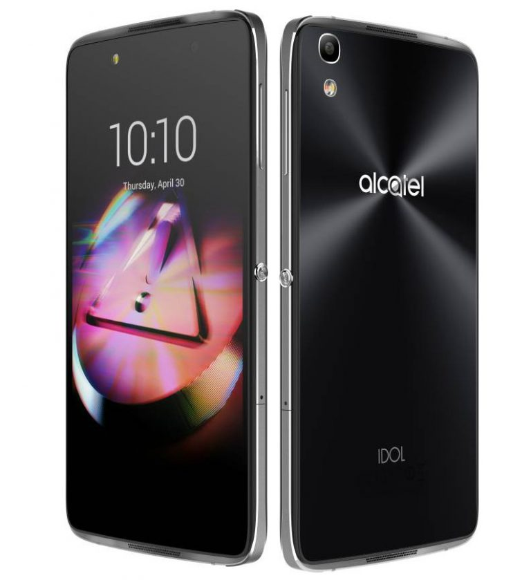 Alcatel Idol 4 in India