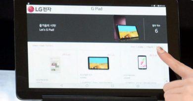 LG G PAD III 10.1 FHD LTE