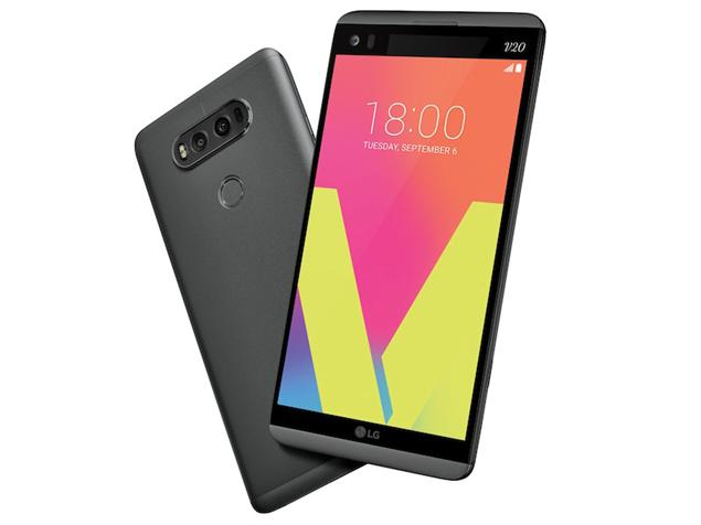LG V20 in India with dual primary CAM, Snapdragon 820 at Rs 54999