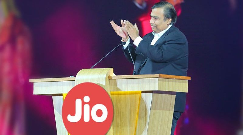 Reliance Jio 5 GB data offer