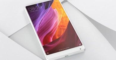 White version of Xiaomi Mi MIX