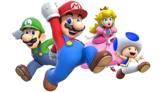 unlock all Mario characters