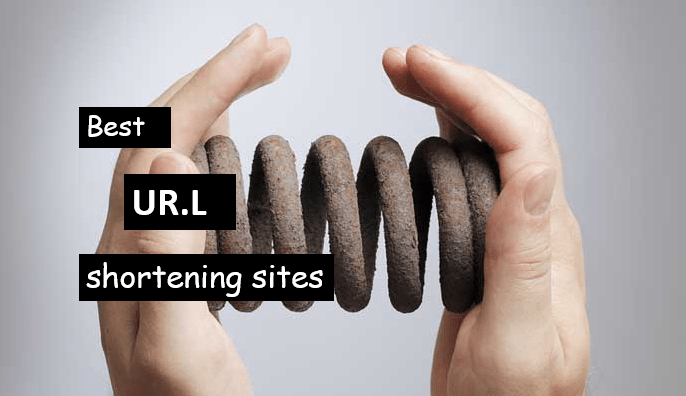 Best URL shortening sites