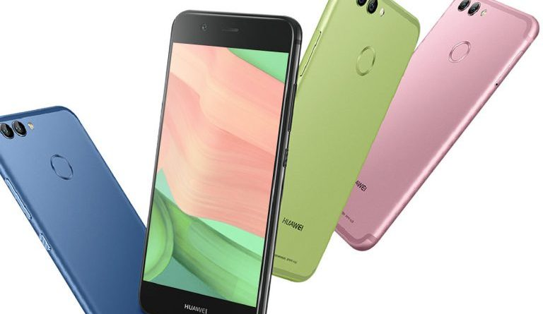 huawei nova 2 specifications