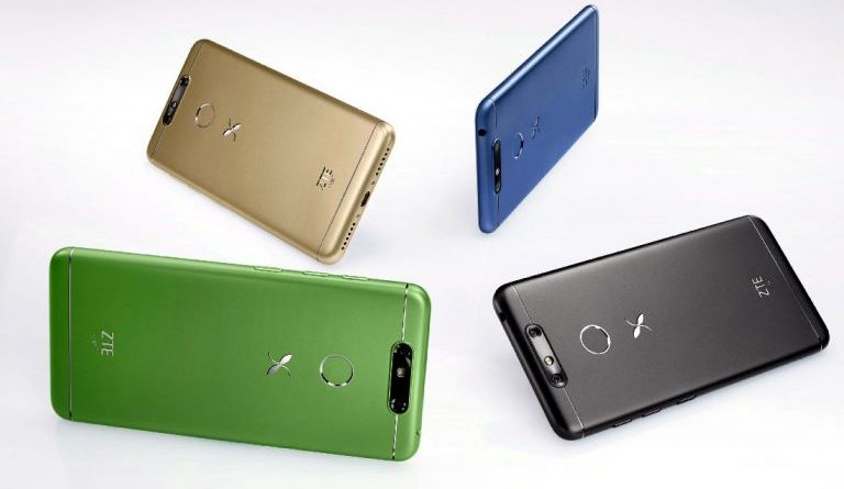 ZTE Small Fresh 5 specifications
