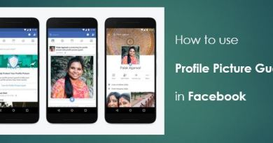 Facebook Profile Picture Guard, How to use it ?