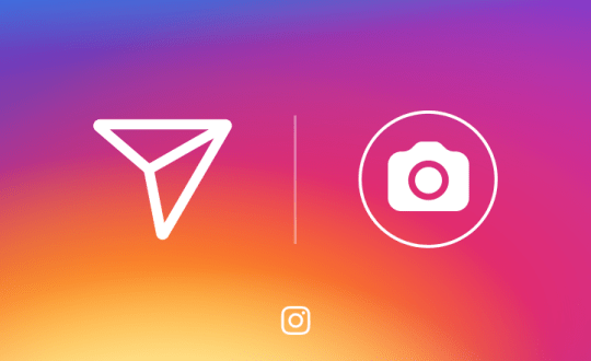 Reply Instagram stories with photo