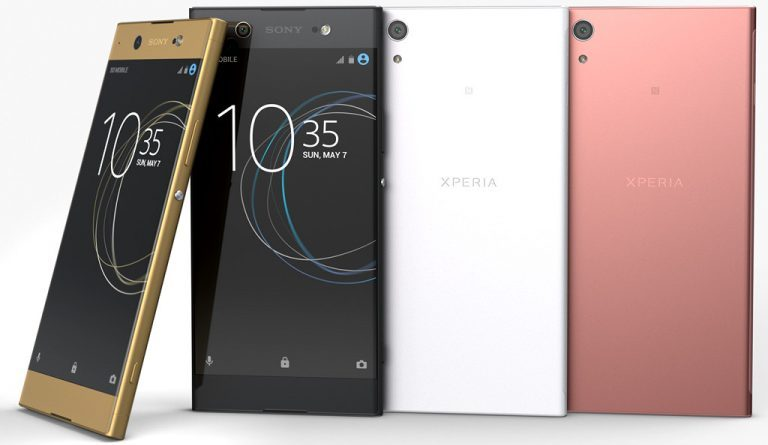 Sony Xperia XA1 Ultra in India