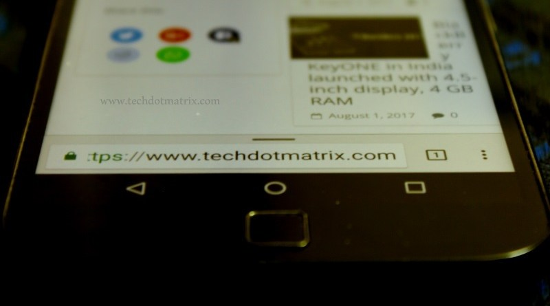 Exciting Bottom Navigation bar for Chrome for Android