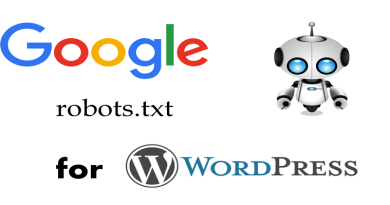 Steps to create and submit robots.txt file for wordpress site
