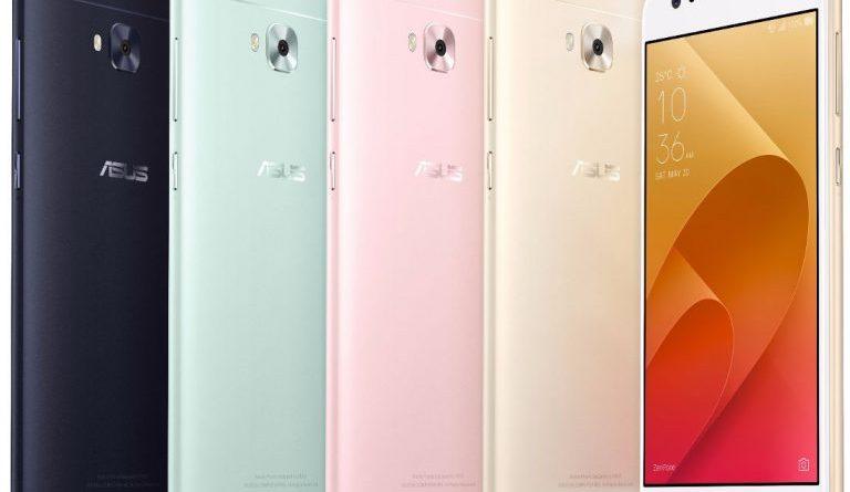 asus zenfone 4 selfie specifications