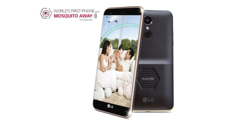 lg k7i mosquito repellent mosquito away technology smartphone
