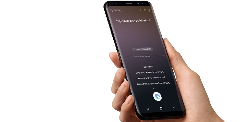 Samsung Bixby Voice now available in india