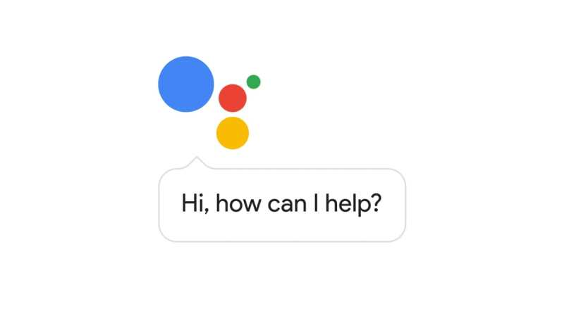 google assistant app on playstore