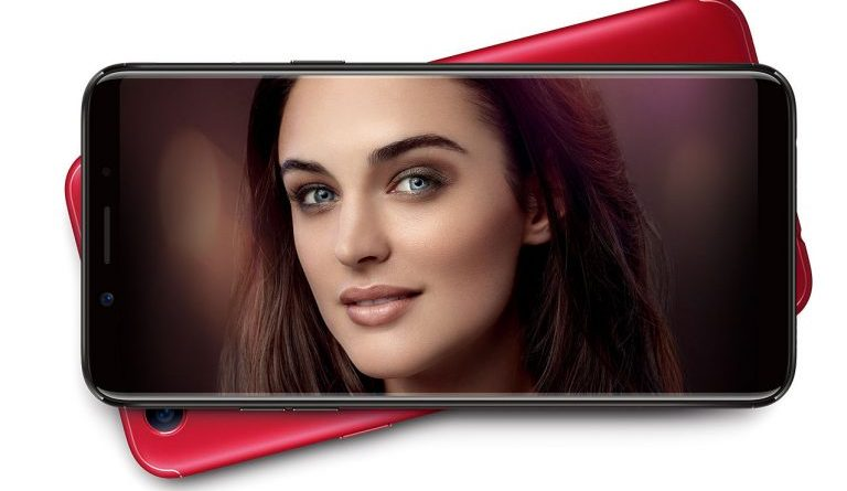 OPPO F5 announced official