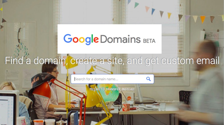 google domains in india