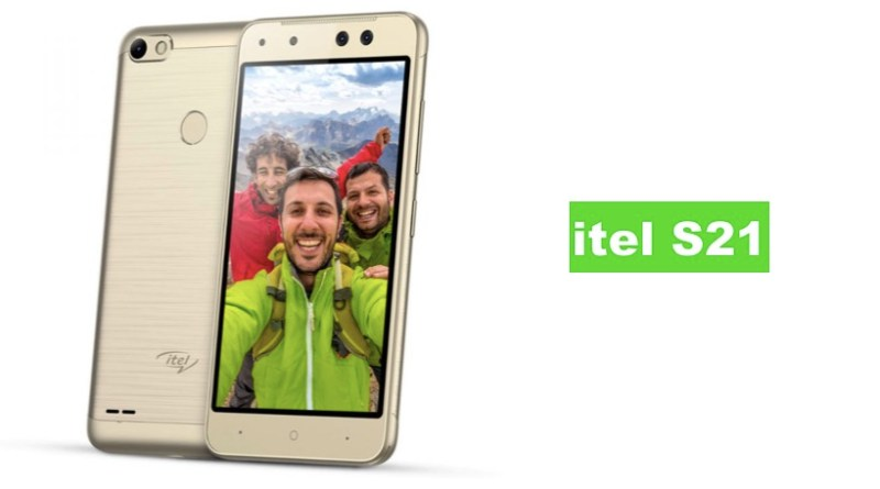 itel s21 specifications
